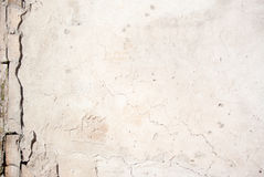Background from high detailed fragment stone wall Royalty Free Stock Image