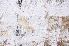 Background from high detailed fragment stone white wall royalty free stock image
