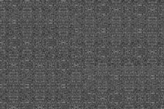 Background of high resolution brick wall texture in black and wh Stock Images