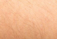 Background of human skin Royalty Free Stock Photography