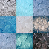 Background of  ice Royalty Free Stock Photo