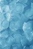 Background with ice Royalty Free Stock Image