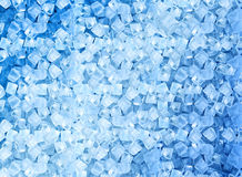 Background with ice cubes royalty free stock image