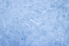 Background of ice cubes Royalty Free Stock Image