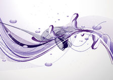 Background illustration Royalty Free Stock Images