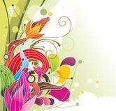 Background illustration Royalty Free Stock Photography