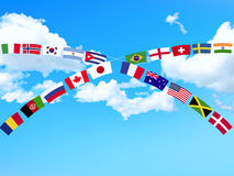 National Flag Stock Images