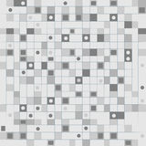 Background image of check pattern in gray tone Royalty Free Stock Images