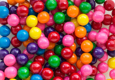 Background image of colourful bubble gum Royalty Free Stock Photo