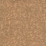 Torn Corrugated Cardboard Background Royalty Free Stock Images