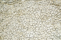 Background image of dried land Royalty Free Stock Photography
