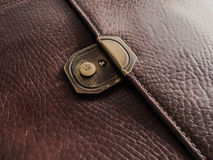 Background Image of genuine leather Royalty Free Stock Image