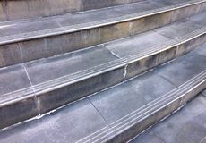 Grungy Stairways Royalty Free Stock Photography