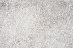 White concrete wall texture with paint. Stock Image