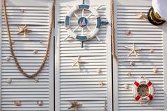 Background image nautical Stock Photography