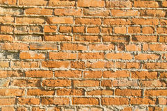 Background image of old brick wall Stock Photo