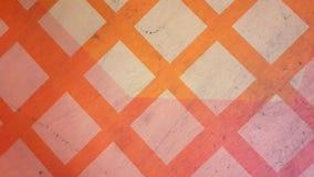Background image of orange stripes Stock Photography