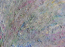 Background image of pastel palette of oil paints Stock Photo