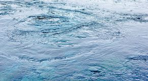 Background image of rippling surface water royalty free stock photography