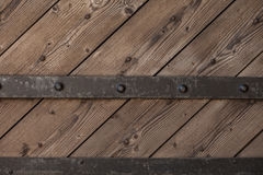 Background image of rough wooden planks. Stock Photography
