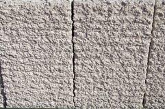 Background image silicate blocks white Stock Photo