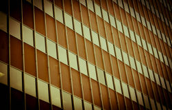 Windows. Background image of skyscraper windows Royalty Free Stock Photos