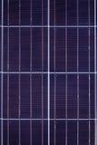 Background image of solar panel Royalty Free Stock Photos