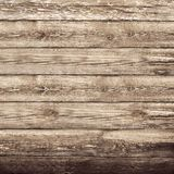 Background image of a wooden fence with horizontal lines stock image