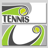 Background images for text on the subject of tennis Royalty Free Stock Photo
