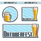 Background images for text on the theme of Oktoberfest Royalty Free Stock Image
