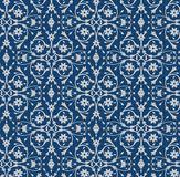 Background in Indian style. Background/pattern in Indian style Stock Photography