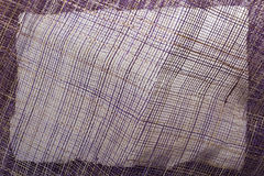 Background of the industrial synthetic fabric Stock Photo