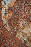 Background with Industrial Texture Stock Photography
