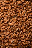 Background of Instant coffee Royalty Free Stock Images