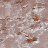 Background of iron rusty metal plate Stock Images