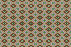 Background of irregular colorful motifs with firm lines royalty free illustration