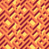 Background135. Isometric seamless maze pattern. Abstract endless ornament texture.Geometrical abstract background vector illustration