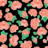 Background Japan pattern Stock Image
