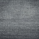Background jeans material. Black and white shot Stock Images