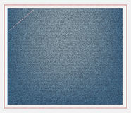 Background jeans texture. Background  blue jeans texture. Vector illustration eps10 Royalty Free Stock Image