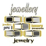 Background for jewelry Royalty Free Stock Photography