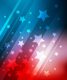 Background for 4 july Stock Photo
