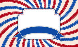 Background for July 4th. Royalty Free Stock Photography