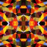 Background of kaleidoscope pattern Royalty Free Stock Images