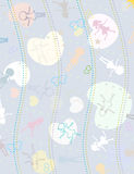 Background for kids Stock Photo