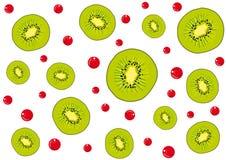 Background kiwi Royalty Free Stock Image