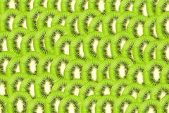 Background of the kiwi fruit Stock Image