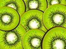 Background with kiwi Stock Images