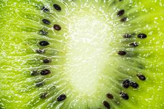 This picture is a kiwifruit background Royalty Free Stock Photos