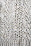 Background from knitted fabrics Stock Photography